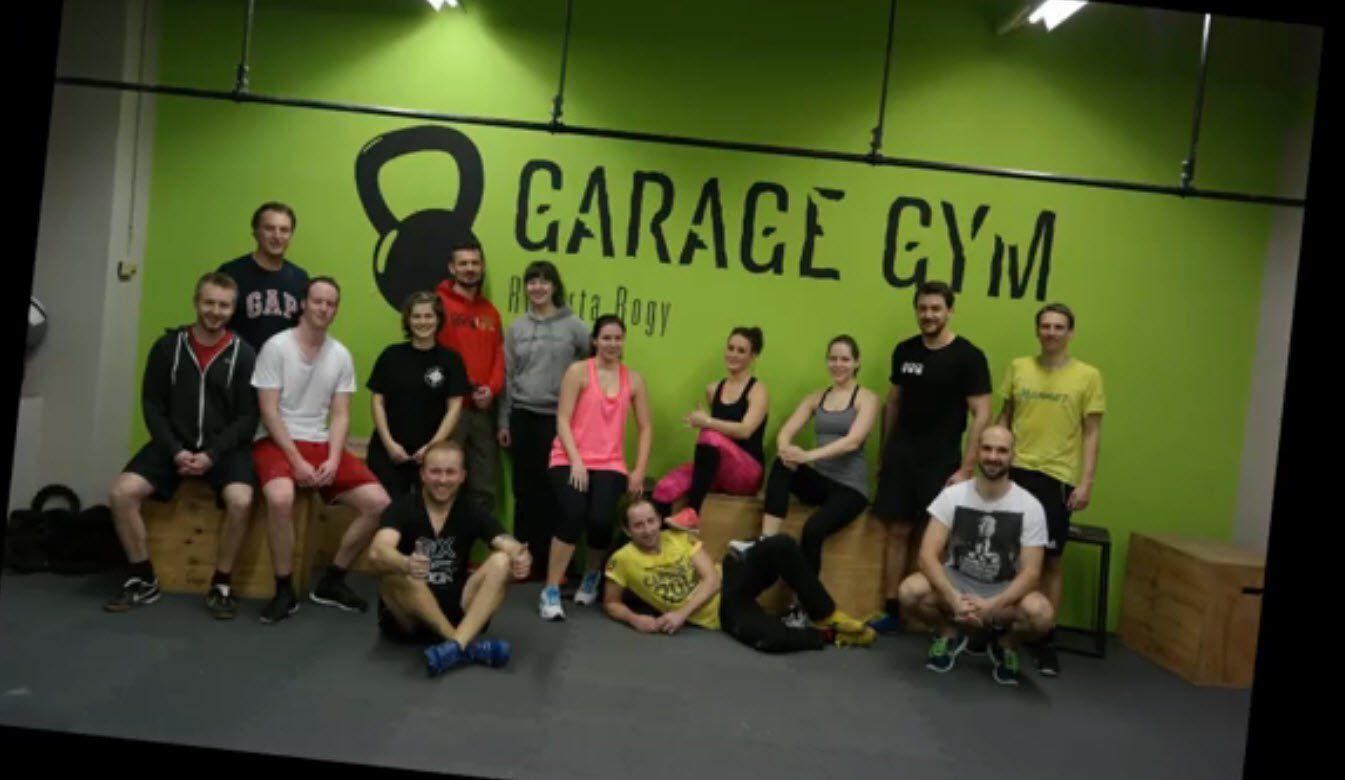 Crosstraining im garage gym advertorials vienna vienna at
