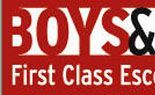 Boys & Men First Class Escortservice