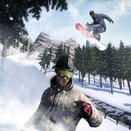 White Open-World: Shaun White Snowboarding