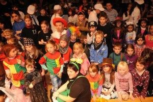 Kinderfasching in Mäder