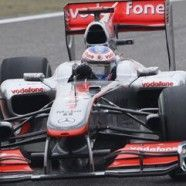 China-Triumph für Jenson Button