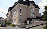 Das Bezirkskrankenhaus in St. Johann in Tirol