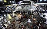 Detonationen nahe Grabstätte eines Islam-Gelehrten
