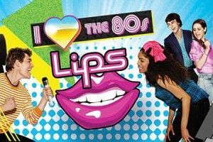 Schulterpolster und Lipgloss: Lips - the 80ties