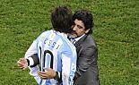 Gespräch mit Maradona kommende Woche