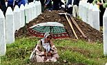 Potocari Gedenkstätte in Srebrenica