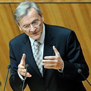 Deutsche Bundespräsidentenwahl: Schüssel gratuliert Christian Wulff