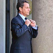 Vertrauen der Franzosen zu Sarkozy auf dem Tiefpunkt