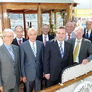 IBK-Regierungschefs trafen sich in Bregenz