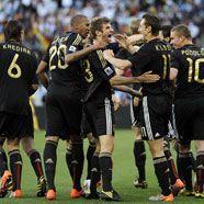 WM 2010: Deutschland zieht mit 4:0 ins Halbfinale
