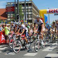 Startschuss zur Radrundfahrt in Dornbirn am Sonntag