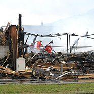 Millionenschaden bei Großbrand in Sägewerk im Pinzgau