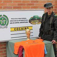WM-Pokal mit Kokainfüllung in Kolumbien