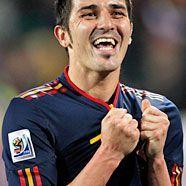David Villa sieht Deutschland als perfekten Gegner