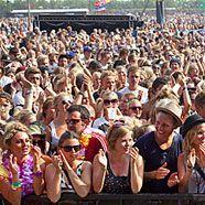 75.000 Besucher bei Festival in Roskilde