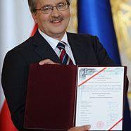 Polnische Ökonomen fordern von  Bronislaw Komorowski Reformen