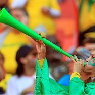 Vuvuzela-Verbot beim San Fermin-Festival in Pamplona