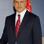 Tadic nicht an Wiedervereinigung mit Montenegro interessiert