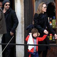 Angelina Jolie: Shiloh will sie mit kurzen Haaren