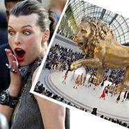 Chanel im Zeichen des Löwen – und der Stars