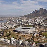 Schöne Stadien in Südafrika als WM-Erblast