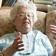 Mundartforscherin Maria Hornung 90-jährig gestorben