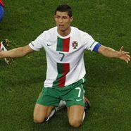 Cristiano Ronaldo: Sein Sohn heißt auch Cristiano