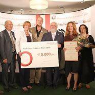 Prof. Claus Gatterer-Preis 2010 vergeben