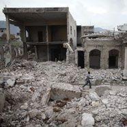 Erdbeben in Haiti – Lage vieler Bewohner immer noch prekär