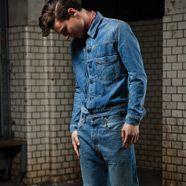 Levi's ® 201: Workwear Denim-Style