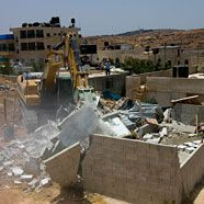 Israel lässt palästinensisches Haus in Ostjerusalem abreißen