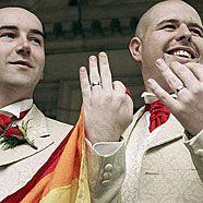 """Homo-Ehe: 16 """"Verpartnerungen"""" im ersten Halbjahr"""