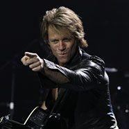 John Bon Jovi beendete Konzert trotz Verletzung