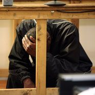 Mutmaßlicher Mörder von Terre'Blanche kommt gegen Kaution frei