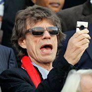 Rolling Stones-Sänger Mick Jagger als Star des Fotofestivals in Arles