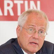 Hans Peter Martins Liste schrumpft