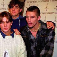 Robbie und Take That wieder vereint