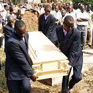 Kenianer nahmen nach Anschlag in Uganda Verdächtigen fest