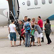Familie Zogaj reiste am Donnerstag aus Salzburg ab