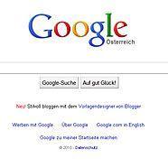 Werbung füllt Googles Kasse