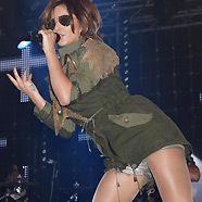 Cheryl Cole wird rund um die Uhr betreut