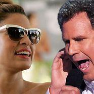 Eva Mendes hätte fast Will Ferrell erstochen