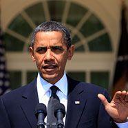Obama gab seinen Behörden Klimaziele vor