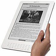 Amazon verkauft mehr elektronische als fest gebundene Bücher
