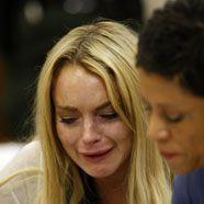 Lindsay Lohan muss am Dienstag in Haft