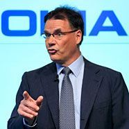 Nokia sucht neuen Chef