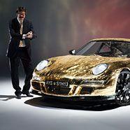 """Der """"langsamste Porsche der Welt"""" aus Linz"""