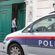 Schüsse in Wien -Verdächtiger mit dunkler Vergangenheit