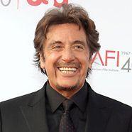 Al Pacino ist sich seines Talents nicht sicher