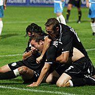 Gute Ausgangsposition auch für Sturm – 2:0 gegen Tiflis